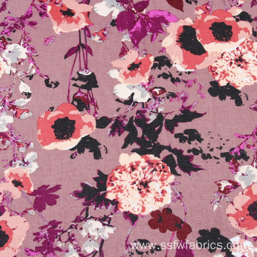Woven 100% Polyester High Quality Wholesale Chiffon Fabric