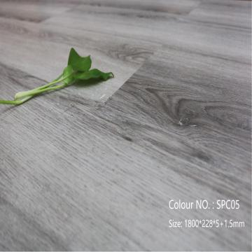 Wood Grain Waterproof PVC SPC Flooring