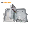1:16 PLC Splitter IP65 24 Port Fiber Optic Cable Junction Box