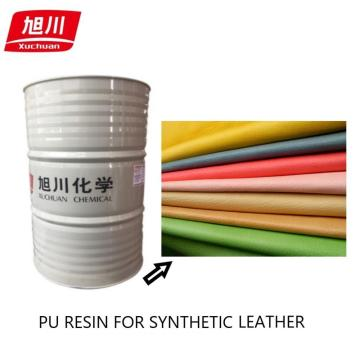 high bonding strength dry process pu resins