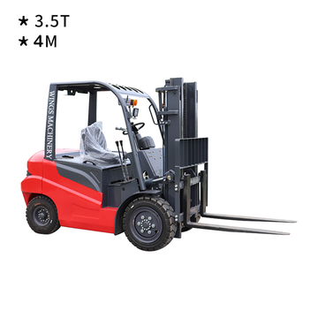 3.5 Tons Diesel Forklift (4-meter Lifting Height)