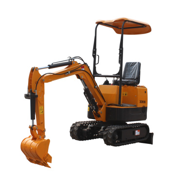 XINIU mini excavators 1 Ton XN08 XN10 for Farm
