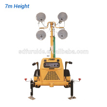 Mobile Portable Led Generator Light Tower