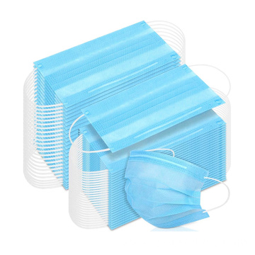 Four Layers Medical Mask Ideal For Outdoor