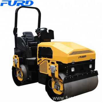 Shandong Made 3 Ton Articulated Road Roller