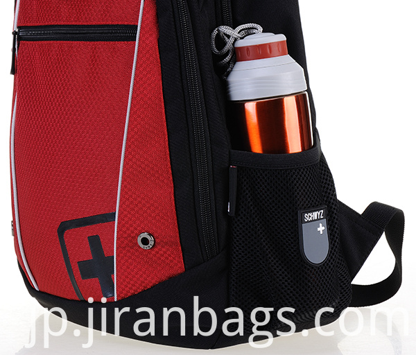 Waterproof Nylon materials school backpack