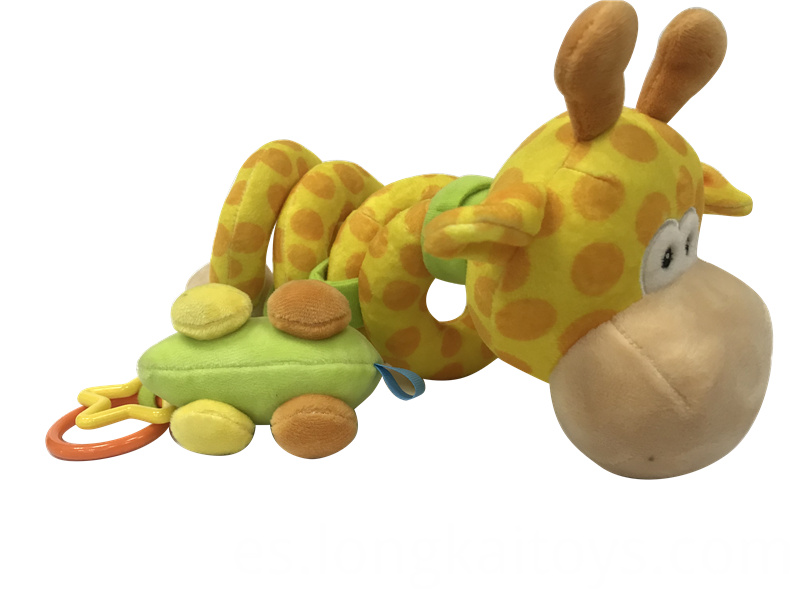 Animal Toys For Bed