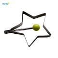 Stainless steel Star Fired Egg Baking Mold