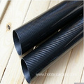 I-3K Plain Twill Uni-direction Carbon Fiber Tube