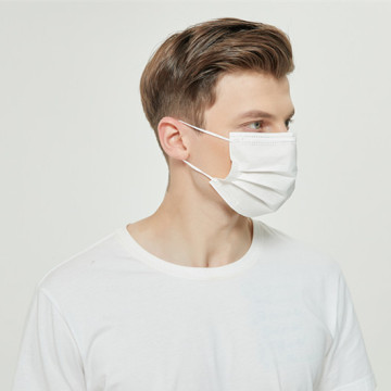New Product Protective Paper Earloop Face Mask
