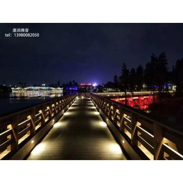 Outdoor Ambient Bridge Lights
