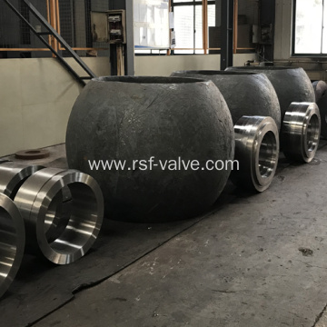 Ball Valve Component-Ball-Rough Machining Body