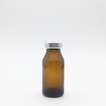 8ml Amber Sterile Serum Vials