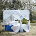 new design quadrate garden umbrella mosquito net tent
