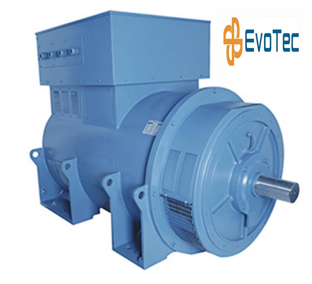High Efficiency Synchronous AC Alternators