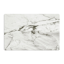 Table Mat Home Decor 45cm*30cmPVC Marble Pattern Stripe Place Mat Wedding Party Supply Dishware Coasters For Kitchen Accessories