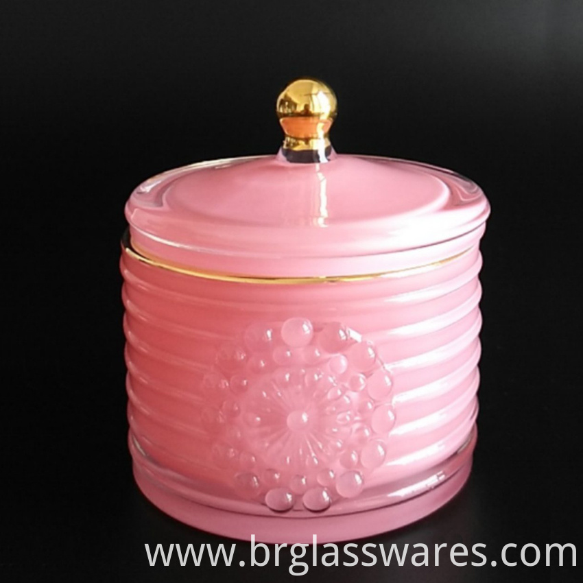 Cylinder Glass Jar3