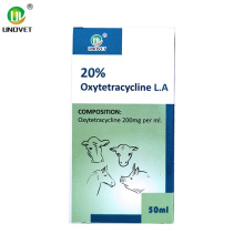 20% Oxytetracycline LA Abẹrẹ