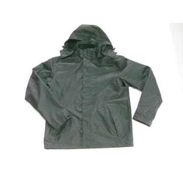 vindtät softshell casual jacka
