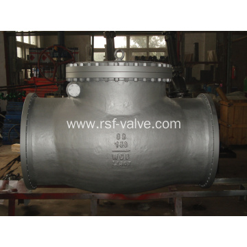 BS1868 Cast Steel Swing Check Valve