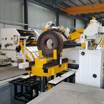 Coil Straightener Feeder For Metal Stamping