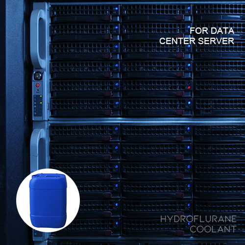 Liquid for Data Center Server