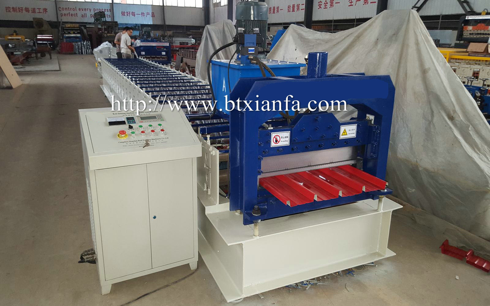 building material machinery