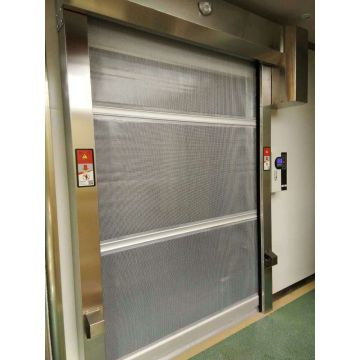 Factory Industry PVC Fast Rolling Automatic Door
