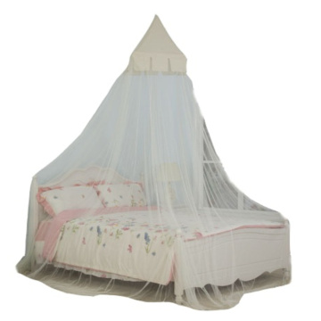 Rectangular Square Roof Bed Canopy Hanging Mosquito Nets