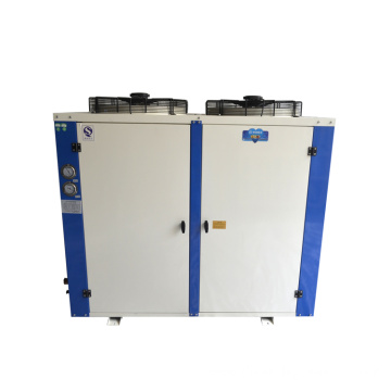 U type air cooled condenser with Electrical Control