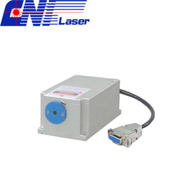 Green Nanosecond Laser Spike Annealing
