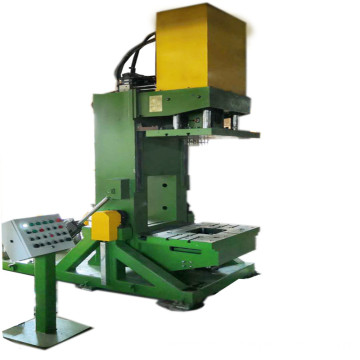 Tilting  Gravity Casting Machine