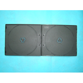 CD case CD box CD cover 7mm short single black( YP-S810H)