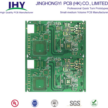 1.6mm 12 Layers OEM Customized Empty PCB Board