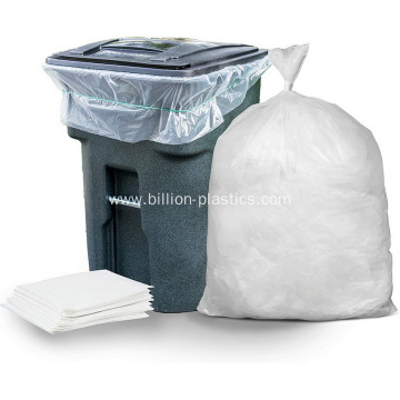 Heavy Duty Garbage Bags For Indoor Or Outdoor