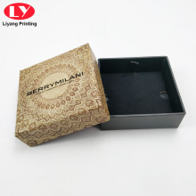 Custom Jewelry Boxes Paper Box with Logo