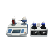 Premium Performance smart Karl Fischer Titrator