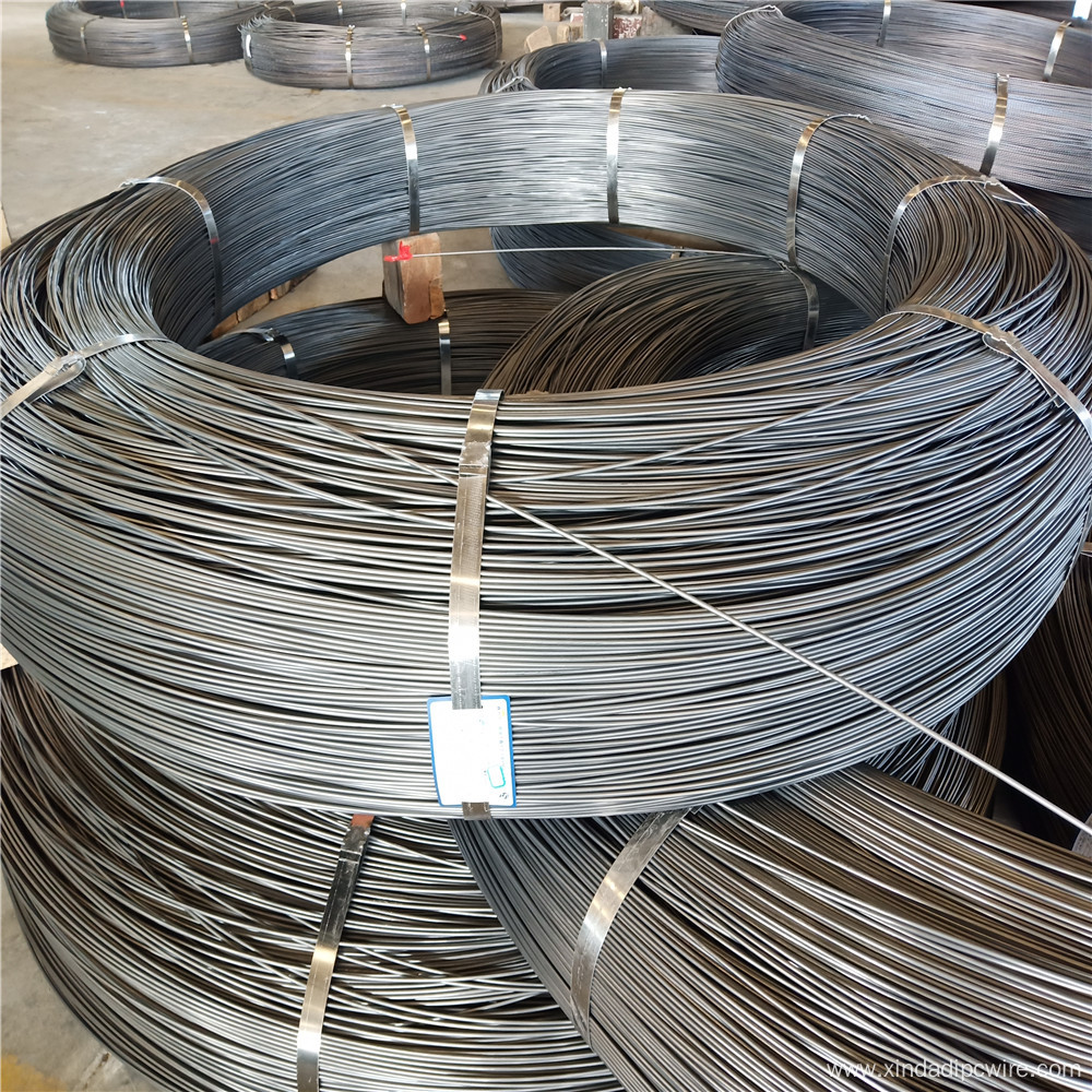 4.8MM Cold Drawn Steel Wire 1670MPa PC Wire