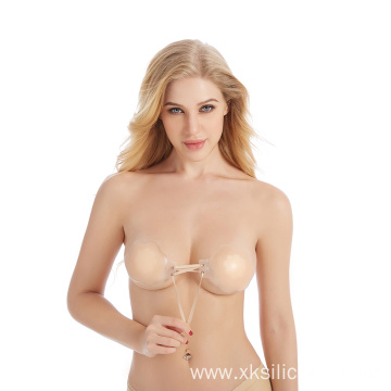 self Adhesive silicone bra nipple Covers for Women