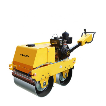 Portable Baby Road Roller Compactor Machine For Asphalt