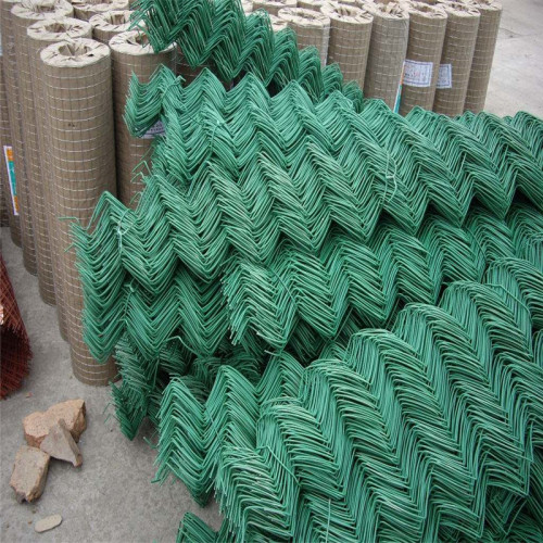 High Quality Diamond Wire Mesh Fence Price