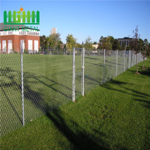 chain link fence divider