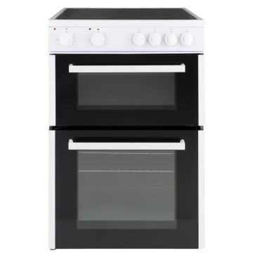 White Electric Oven Freestanding 60cm