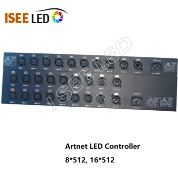 Lightning30 LED Artnet controller Madrix support