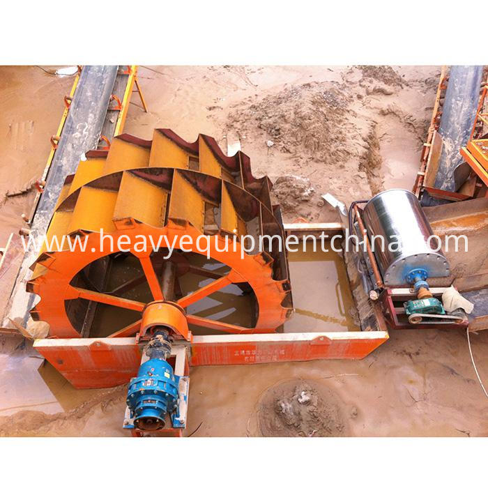 Sand Washing Unit