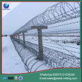prison concertina wire anti-climb border razor wire