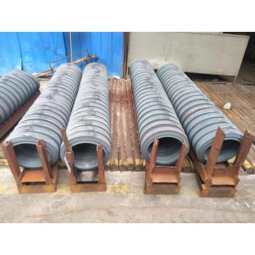 Hot rolled ring forging
