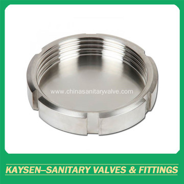 DS Sanitary union blank nut