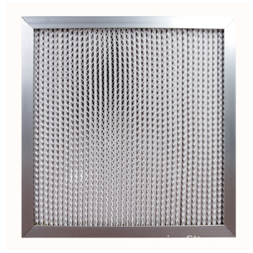 High-Temperature Resistance And High Efficiency Air Filter
