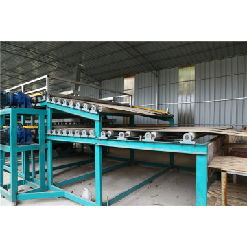 Roller Core Veneer Dryer Machines